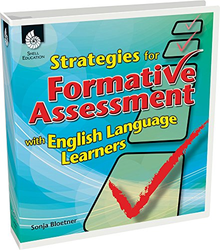 9781425805159: Strategies for Formative Assessment with English Language Learners (Professional Resources)