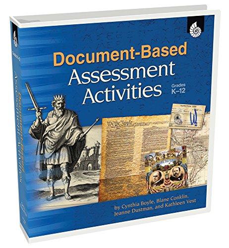 document based assessment activities boyle cynthia vest kathleen conklin blane