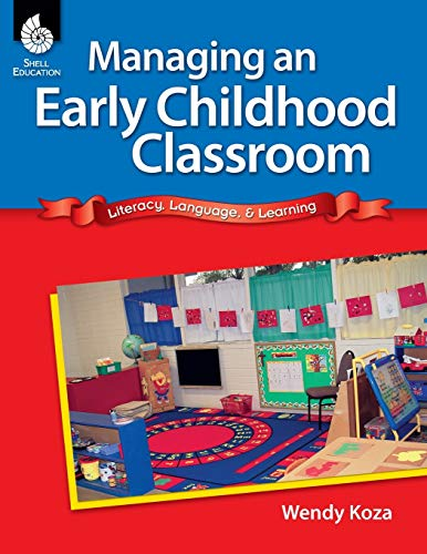 9781425806354 Managing An Early Childhood Classroom Professional