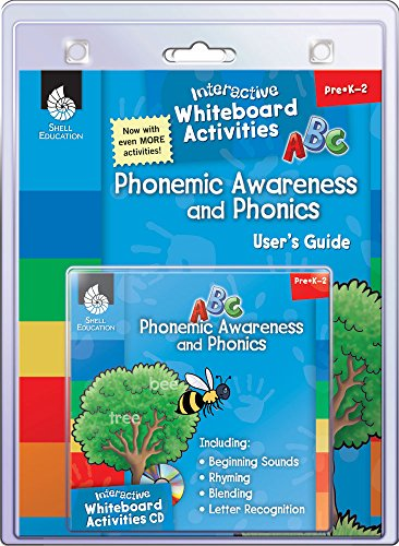 9781425806743: Interactive Whiteboard Activities: Phonemic Awareness and Phonics