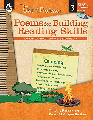 9781425806774: Poems for Building Reading Skills Level 3 (The Poet and the Professor)