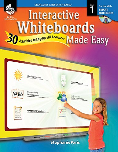 9781425806804: Interactive Whiteboards Made Easy (SMART Notebook Software)