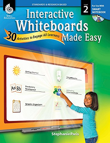 9781425806811: Interactive Whiteboards Made Easy (SMART Notebook Software)