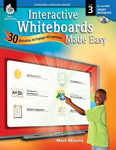 9781425806828: Interactive Whiteboards Made Easy (SMART Notebook Software)