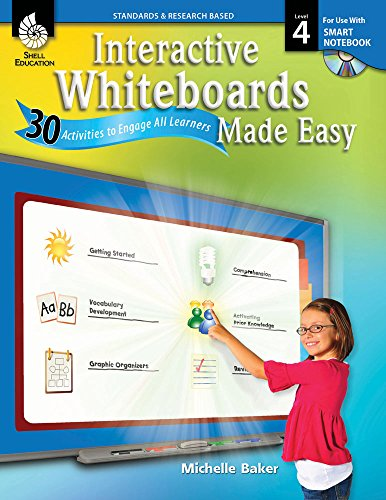 9781425806835: Interactive Whiteboards Made Easy (SMART Notebook Software)