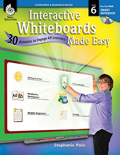 9781425806859: Interactive Whiteboards Made Easy (SMART Notebook Software)