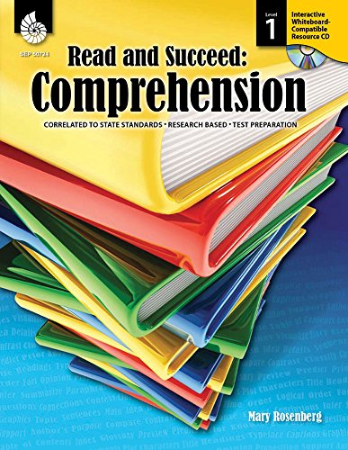 9781425807245: Read and Succeed: Comprehension Level 1