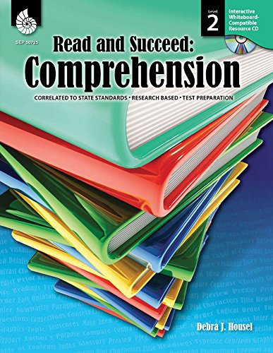 9781425807252: Read and Succeed: Comprehension Level 2