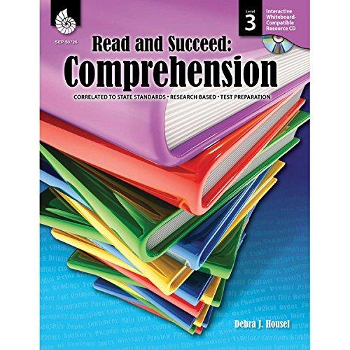 9781425807269: EAI Education Read and Succeed: Comprehension: Grade 3
