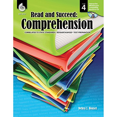 9781425807276: Read and Succeed: Comprehension Level 4