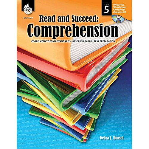 9781425807283: Read and Succeed: Comprehension Level 5
