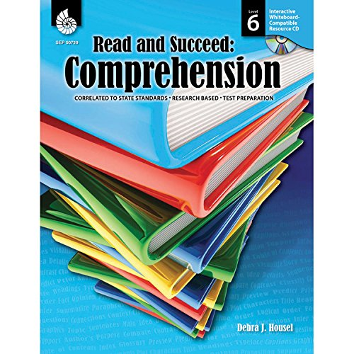 9781425807290: Read and Succeed: Comprehension Level 6