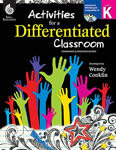 9781425807320: Activities for a Differentiated Classroom Level K