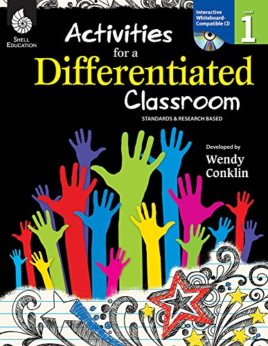 9781425807337: Activities for a Differentiated Classroom Level 1