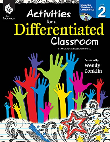 9781425807344: Activities for a Differentiated Classroom Level 2