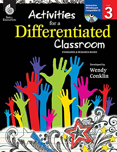 9781425807351: Activities for a Differentiated Classroom Level 3