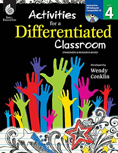 9781425807368: Activities for a Differentiated Classroom Level 4