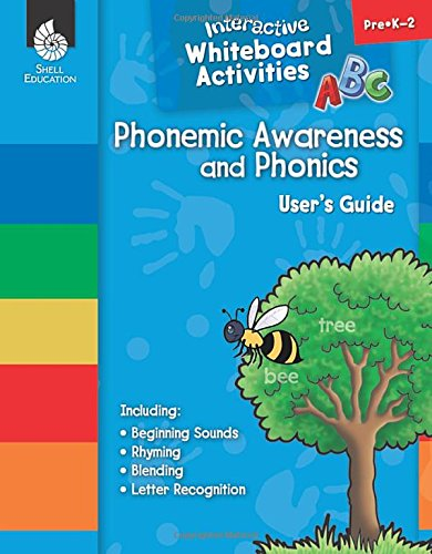 9781425807801: Interactive Whiteboard Activities: Phonemic Awareness and Phonics: (Interactive Whiteboard Activities)