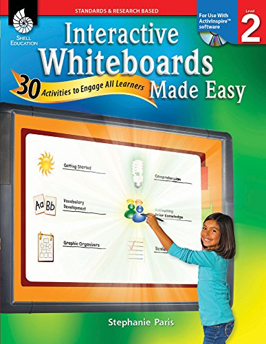 9781425808105: Interactive Whiteboards Made Easy (ActivInspire Software)