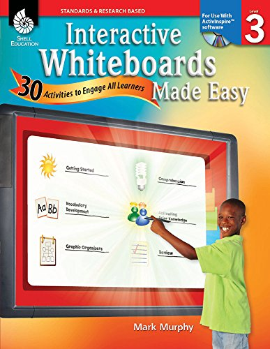 9781425808112: Interactive Whiteboards Made Easy (ActivInspire Software)