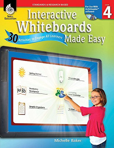 9781425808129: Interactive Whiteboards Made Easy (ActivInspire Software)