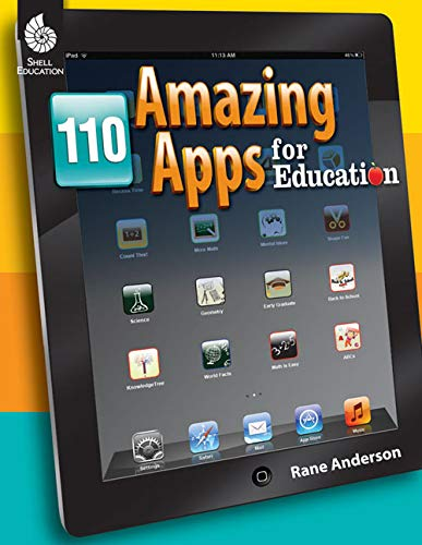 9781425808471: 110 Amazing Apps for Education (Professional Resources)