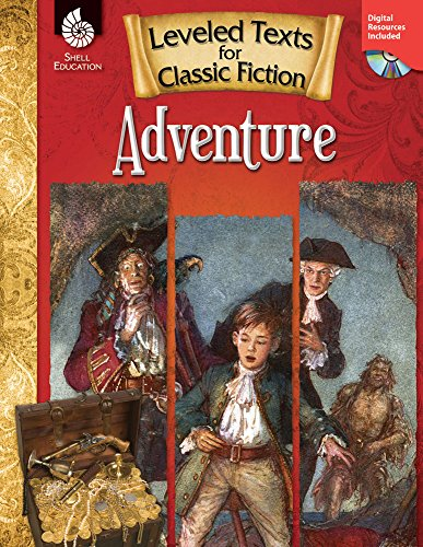 9781425809836: Adventure (Leveled Texts for Classic Fiction)