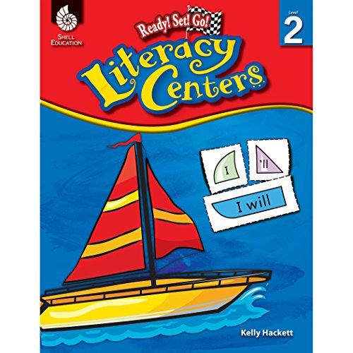 9781425810801: Literacy Centers Level 2 (Level 2): Ready! Set! Go!