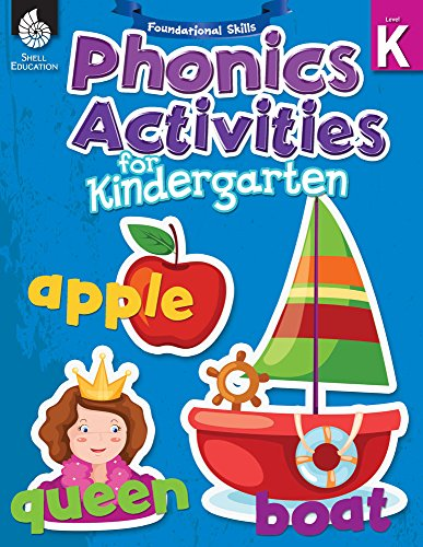9781425810962: Foundational Skills: Phonics for Kindergarten (Foundational Skills, Level K)