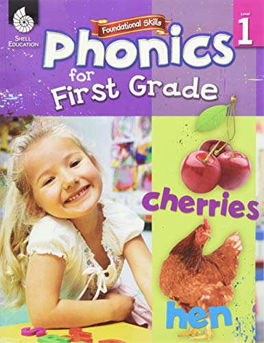 9781425810986: Foundational Skills: Phonics for First Grade
