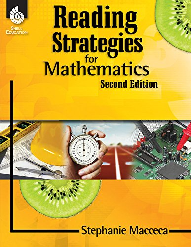 9781425811518: Reading Strategies for Mathematics (Reading Strategies for the Content Areas and Fiction)