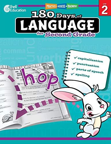 9781425811679 180 Days Of Language For Second Grade Build Grammar