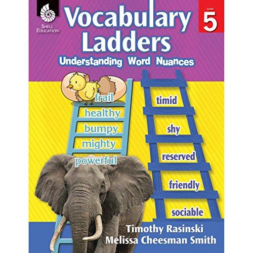 9781425813048: Vocabulary Ladders: Understanding Word Nuances Level 5