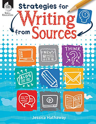 9781425815462: Strategies for Writing from Sources (Professional Resources)
