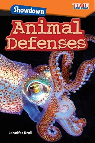Showdown: Animal Defenses (Paperback): Jennifer L. Kroll