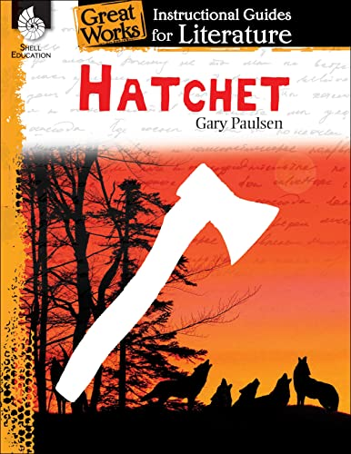 9781425889791: Hatchet: An Instructional Guide for Literature (Great Works)