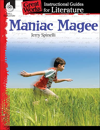 9781425889838: Maniac Magee: An Instructional Guide for Literature (Great Works)