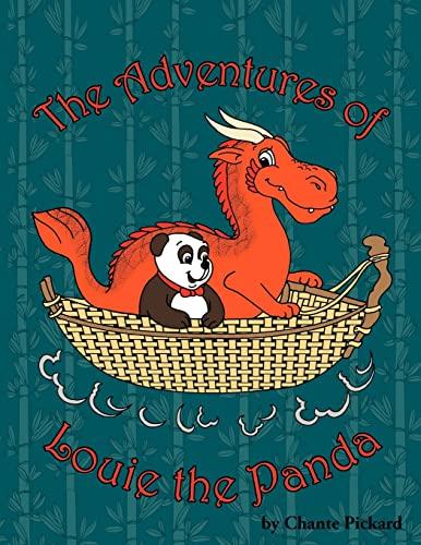 The Adventures of Louie the Panda: Chante Pickard