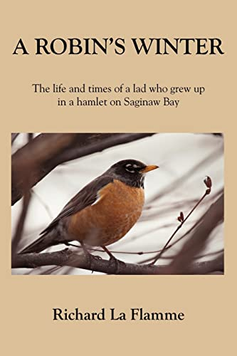 A ROBIN'S WINTER: The life and times of a lad who grew up in a hamlet on Saginaw Bay: Carole ...