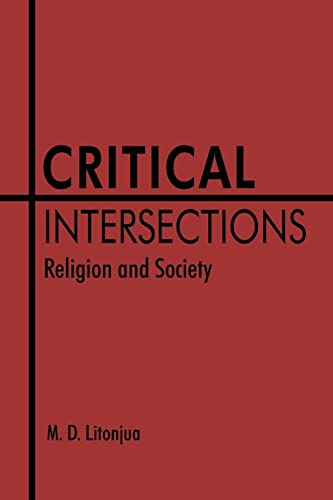 9781425916121: Critical Intersections: Religion and Society