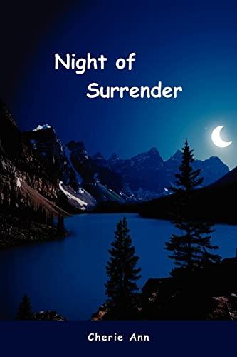 Night of Surrender: Cheryl Eger