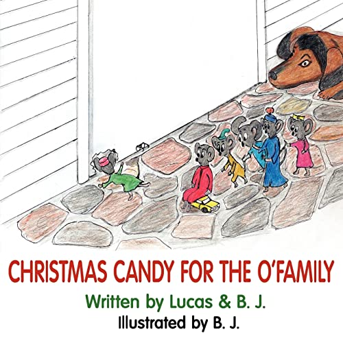 Christmas Candy for the OFamily: J. B. Hamm