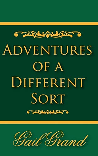 Adventures of a Different Sort: Gail Busby