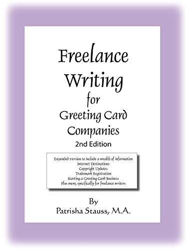 9781425926984: Freelance Writing for Greeting Card Companies: 2nd Edition