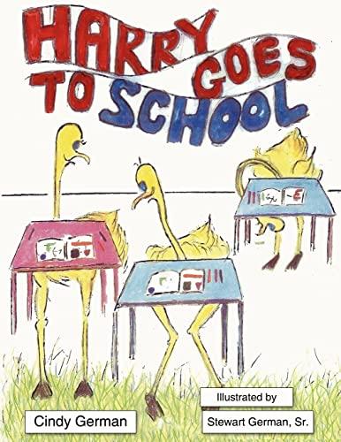 9781425930813: Harry Goes To School