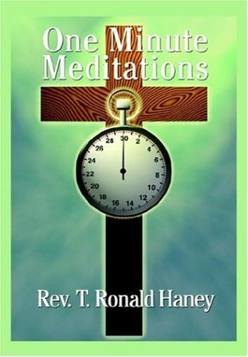 9781425931872: One Minute Meditations