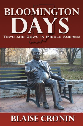 9781425932497: Bloomington Days: Town and Gown in Middle America