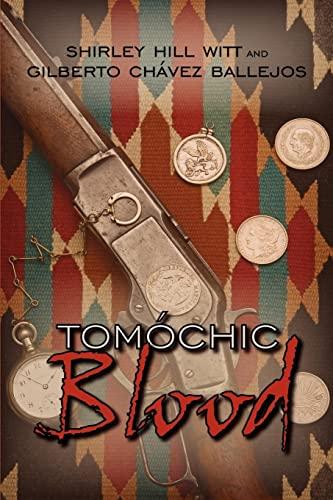 Tomchic Blood: Shirley Witt