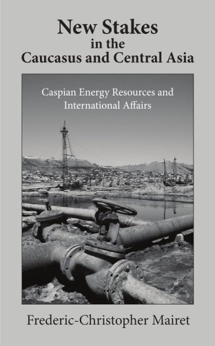 9781425939182: New Stakes in the Caucasus and Central Asia: Caspian Energy Resources and International Affairs