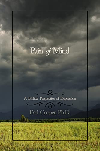 9781425951948: Pain of Mind: A Biblical Perspective of Depression